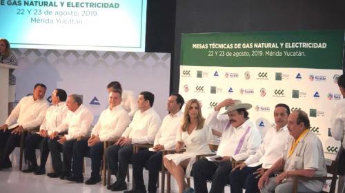 Acuerdan CCE y legisladores impulsar desarrollo con gas natural