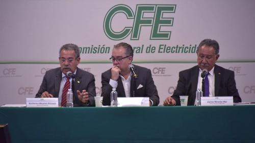 Descarta CFE que haya apagones; son cortes por fallas