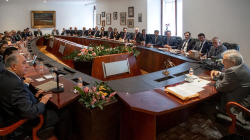 Piden empresarios yucatecos a AMLO gas y electricidad