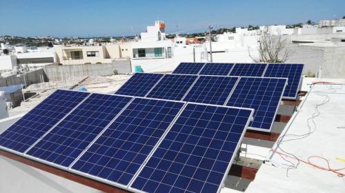 Asolmex y diputados promueven los techos solares