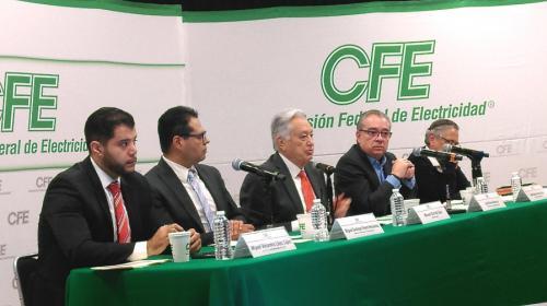 Licitará CFE seis nuevas centrales eléctricas: M. Bartlett