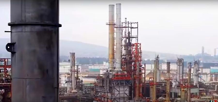 Aumenta Pemex volumen de procesamiento de crudo: Breceda