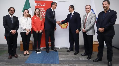 Llega la primera importación de combustible Shell