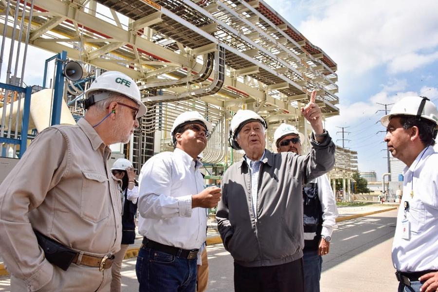 CFE retomaría construcción del gasoducto Ramal Tula