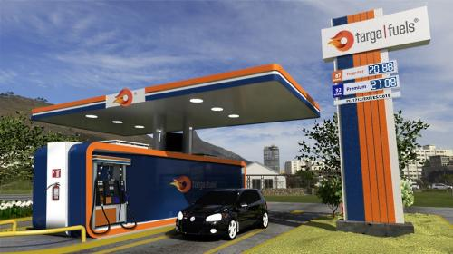 Targa Fuels importa dos gasolinerías móviles de Ucrania