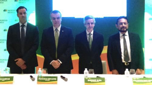 Invertirá Iberdrola 30 millones de pesos en electrificación solar rural