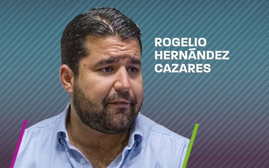 Rogelio Hernández, nuevo presidente de la CNH