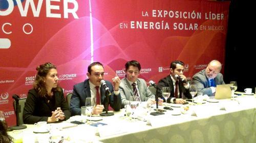 Baja inversión solar por favoritismo hacia hidrocarburos: AMIF