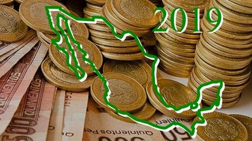 Aprueban diputados paquete económico 2019