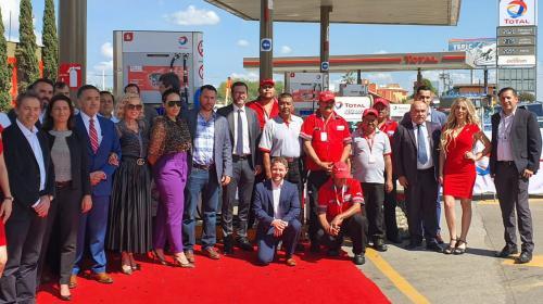 Inaugura Total México 23 gasolineras en Jalisco