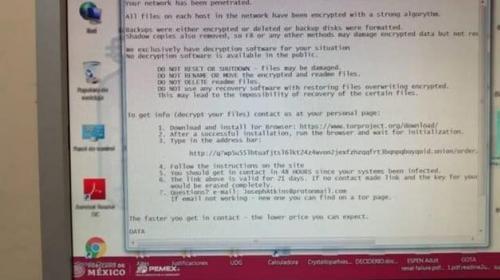 Continúa trastorno cibernético en Pemex; proveedores, sin pago