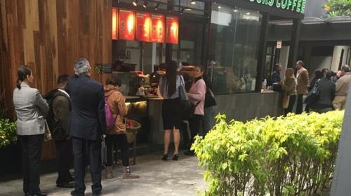 Starbucks llega al Centro Corporativo de Pemex