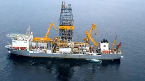 CNOOC contrata barco de Valaris para pozos exploratorios