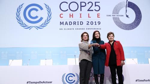 Impulsarán 12 países iberoamericanos energías limpias; inicia COP25
