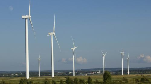 Construirá Grupo México un parque eólico en Nuevo León