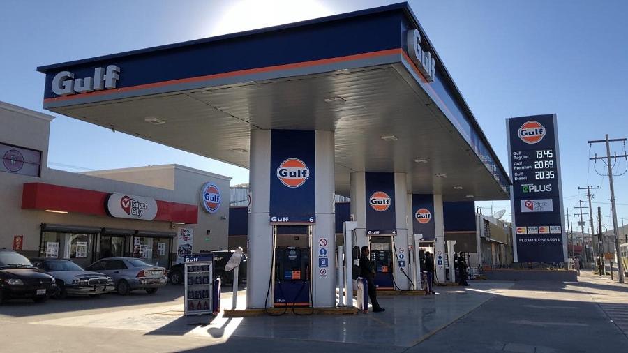Abre Gulf su gasolinera número 50