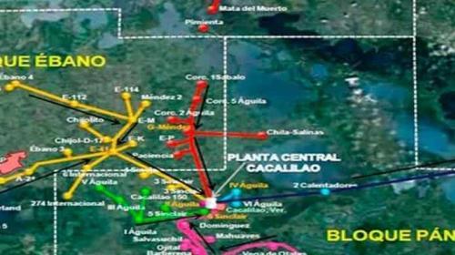 Se aprueba plan petrolero de Diavaz y dos planes de Pemex