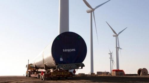 Vestas firma un contrato de 30 MW en México