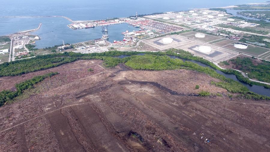 Ordena ASEA correcciones en desmonte para refinería Dos Bocas
