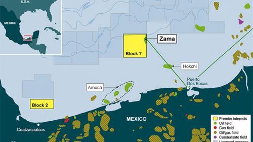 No está listo Pemex para perforar en el yacimiento Zama