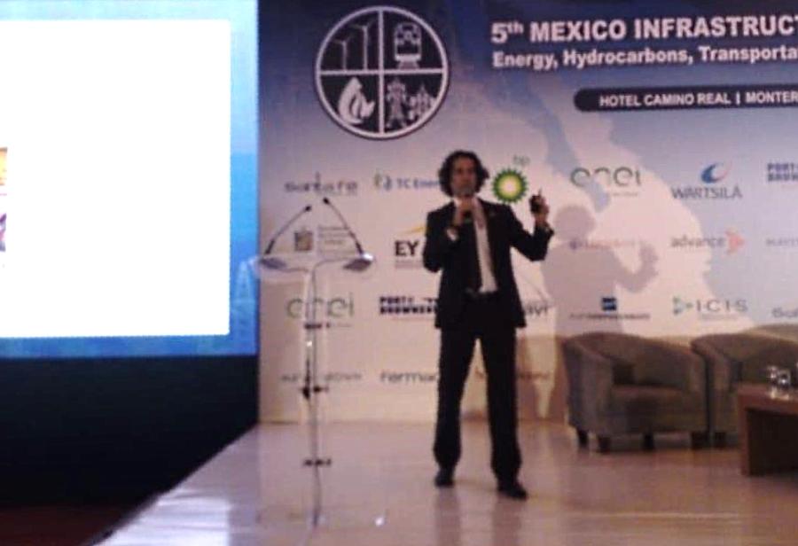 Renovables, con gran potencial de desarrollo en México: Enel