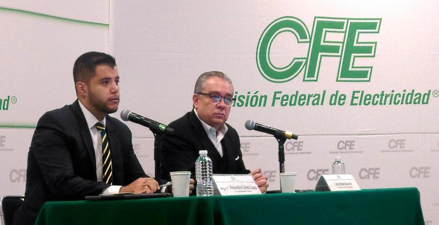 Publica CFE hoy fallo para arrendamiento de vehículos
