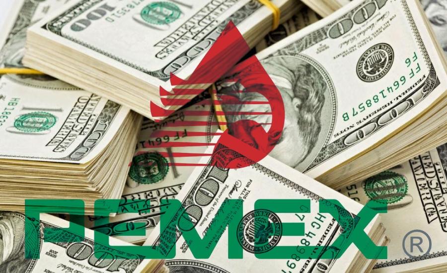 Pemex refinancia deuda por 5 mil mdd