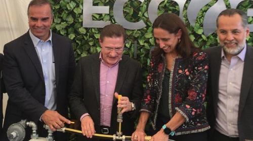 Subsidiaria de IEnova distribuirá gas natural en Durango