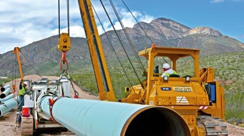 Instruye INAI a CFE informar sobre gasoducto de Carso