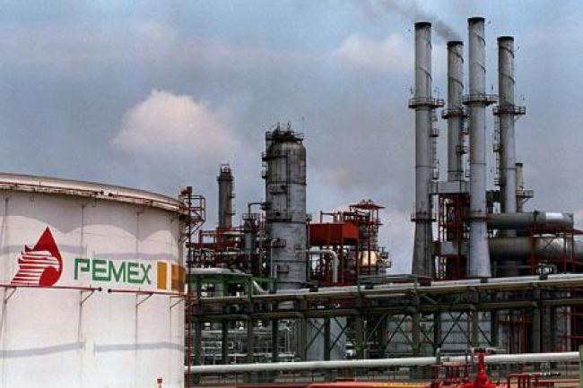 Refinerías de Pemex, al 25%; hay dos fuera de operación