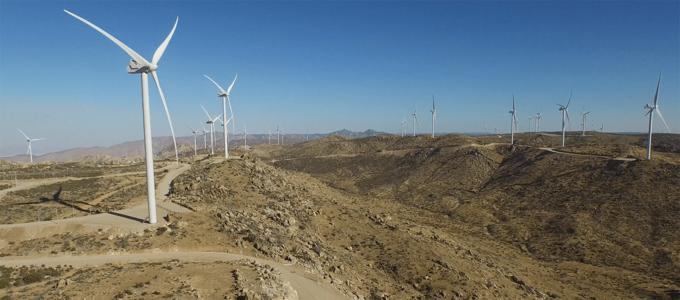 Vestas recibe pedido para Energía Sierra Juárez, de IENova