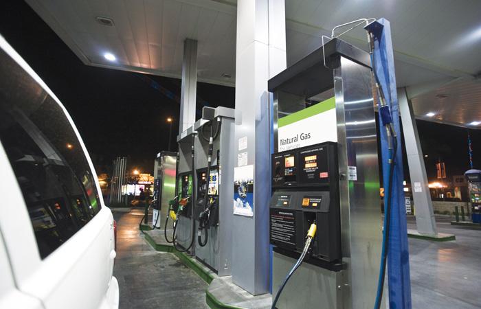Ventajas de cambiar al gas natural vehicular