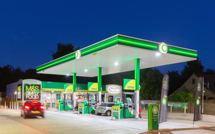 Alcanza BP a instalar 530 gasolinerías en tres años