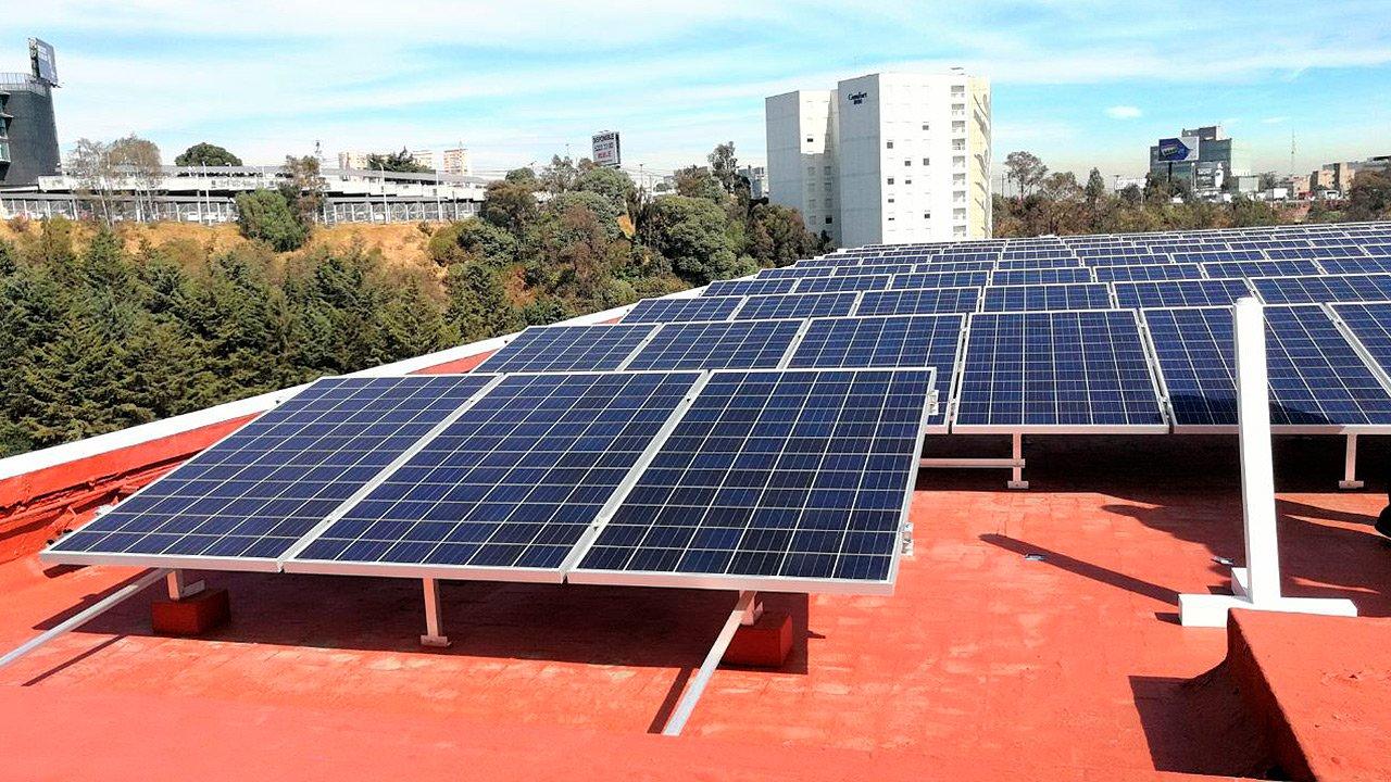 Celebra ASOLMEX el uso de energía solar en dependencias públicas