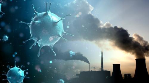 La dimensión del COVID-19 frente al cambio climático