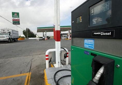 En enero, se ajusta la política para el expendio de diesel limpio