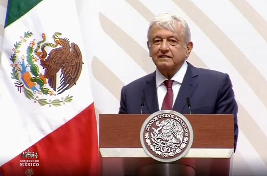 Programa de inversión energética por MX$ 339,000 millones: AMLO