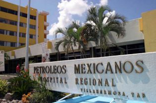 Covid-19 golpea a la comunidad de Pemex; 27 muertos