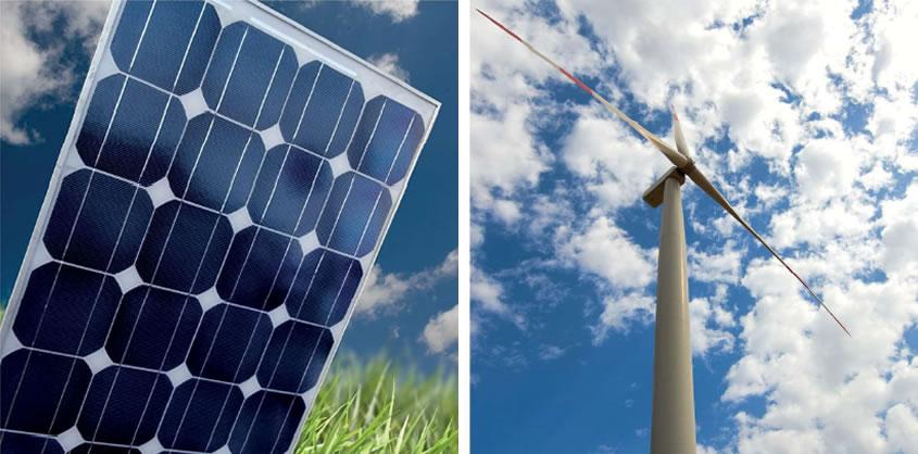 Inversiones y energía renovable