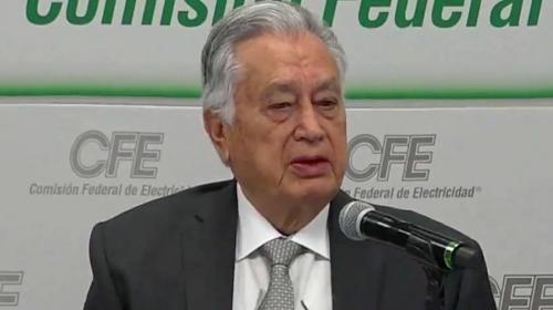 Rechaza la CFE afirmaciones de Concamin