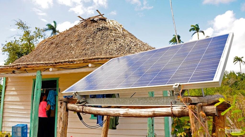 La transición energética, por una vida digna