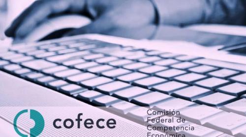 Admite COFECE trámites por medios electrónicos ante COVID
