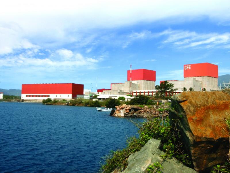Avalan reactor de Laguna Verde por 30 años más