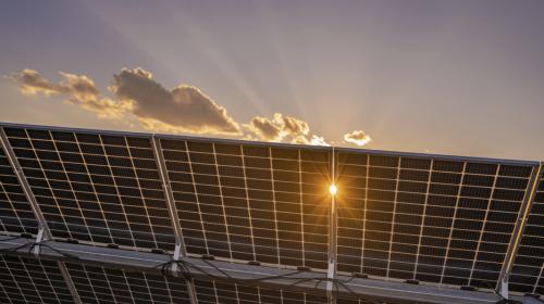 Enel construye el proyecto Lily, solar con almacenamiento