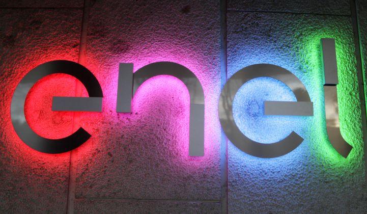 Enel instala la capacidad completa de su parque eólico Dolores