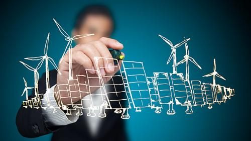 Refrendan españolas en México compromiso en renovables