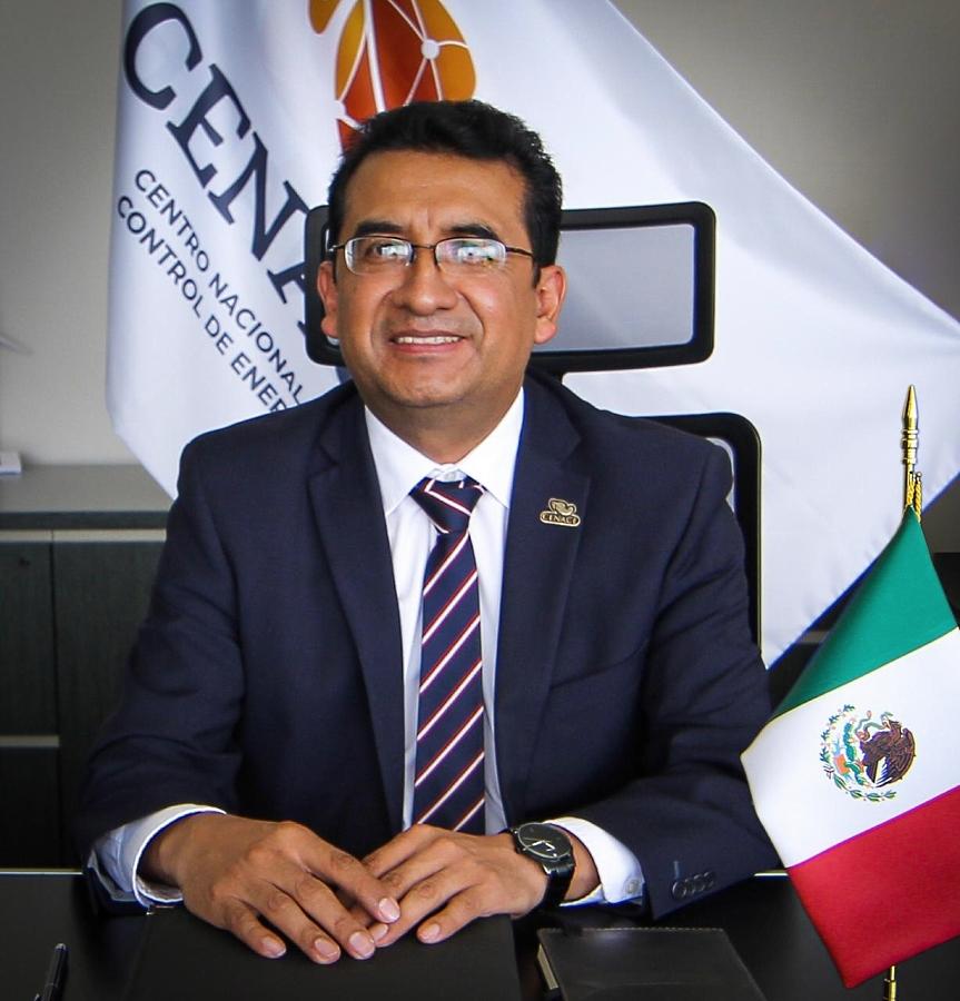 Carlos Meléndez, nuevo titular del Cenace