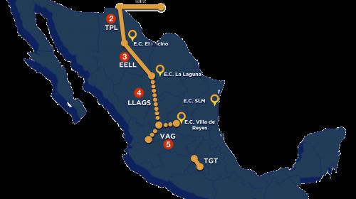 Inició operaciones el gasoducto Villa de Reyes-Guadalajara