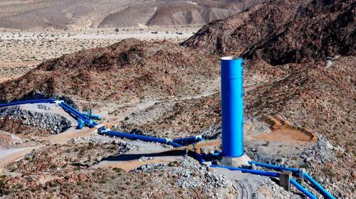 Next Energy dará energía al Acueducto Río Colorado-Tijuana