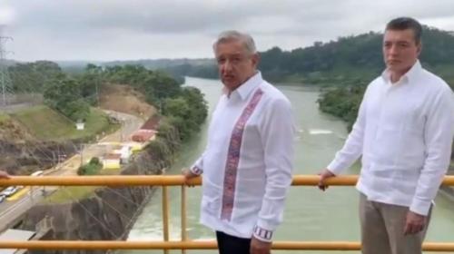 AMLO domará ríos en Tabasco, concluirá Dos Bocas